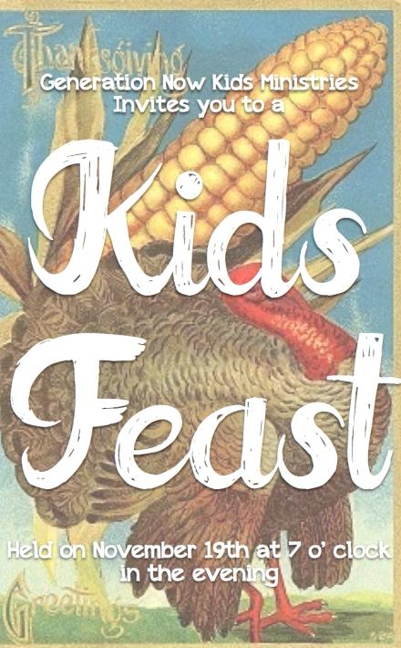 Kids Feast