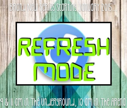 Refresh Mode Promo