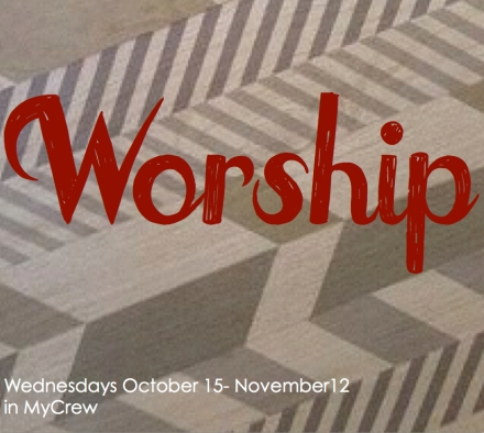 worship graphic