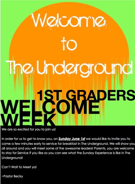 Welcome Week 2014